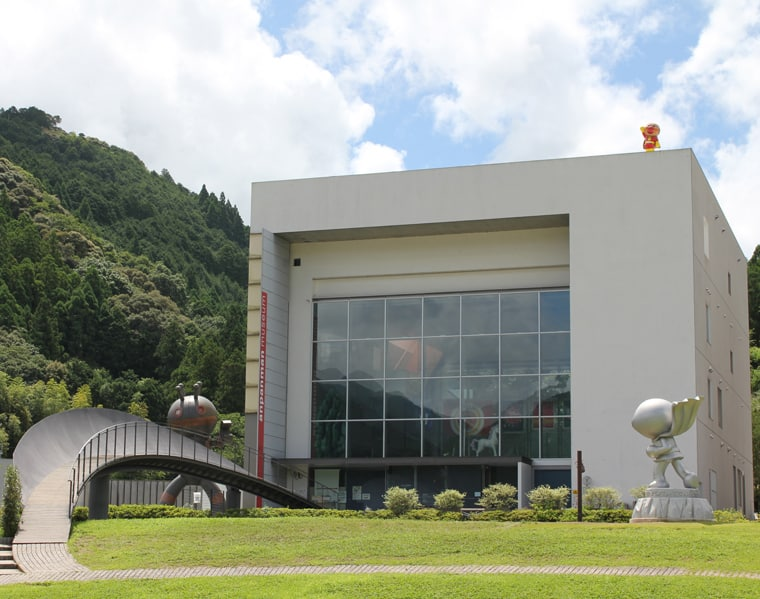 พิพิธภัณฑ์อันปังแมน (Anpanman Museum) โคจิ (Kochi) จังหวัดไซตามะ (Saitama)