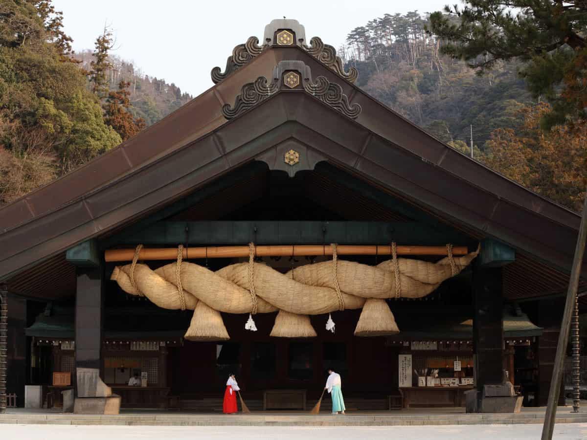 Shimanekko Tour 1 Day Trip : Izumo-taisha