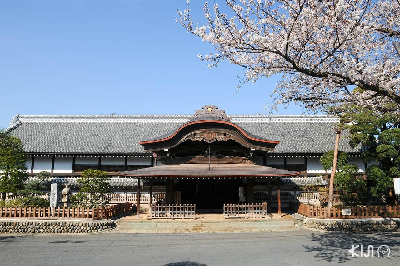 ปราสาทเก่าคาวาโกเอะ (Former Kawagoe Castle) คาวาโกเอะ ไซตามะ
