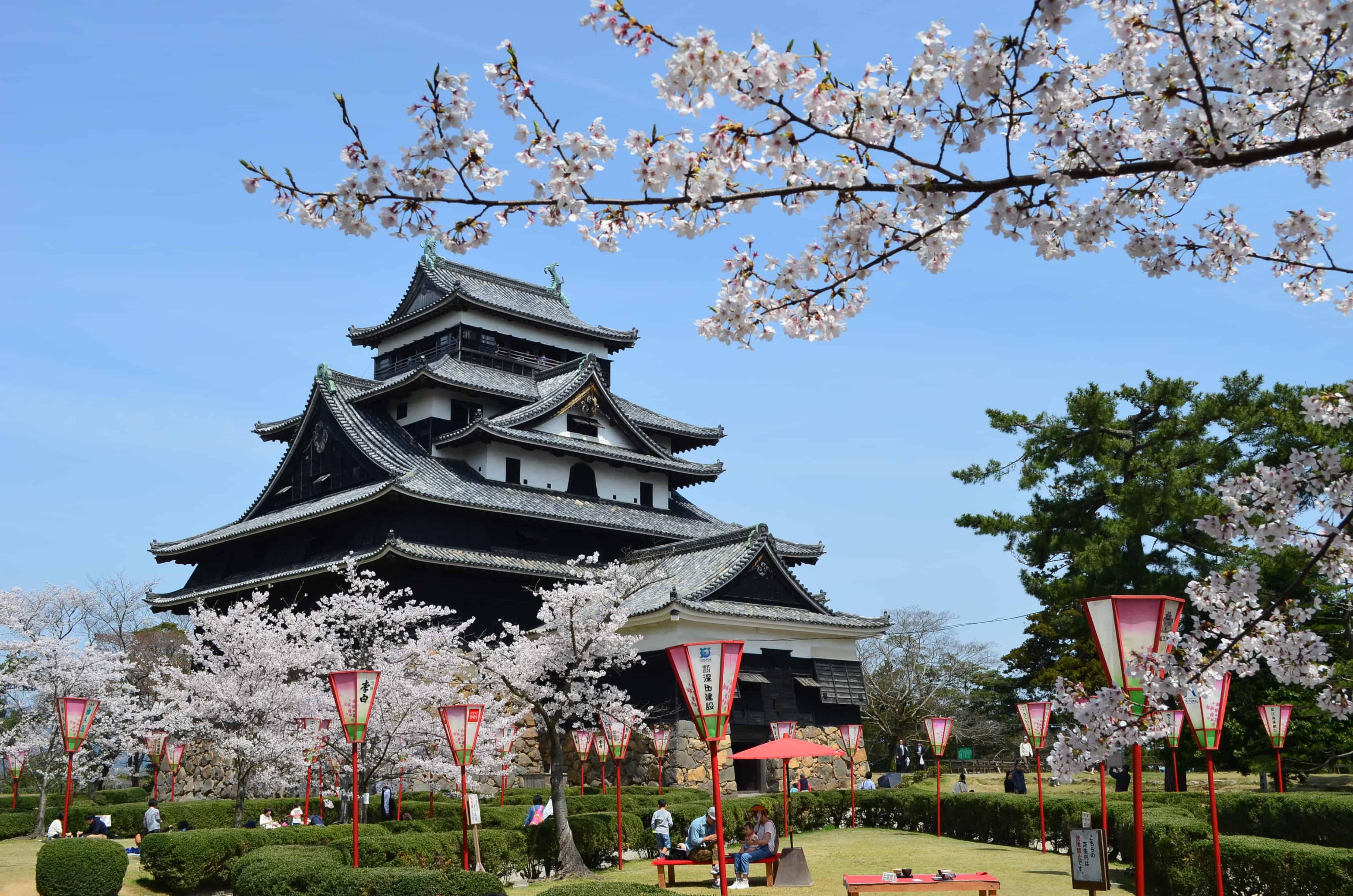 ปราสาทมัตสึเอะ (Matsue Castle)