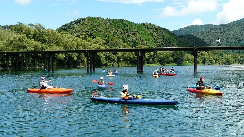 Shimanto River, Kochi, Saitama