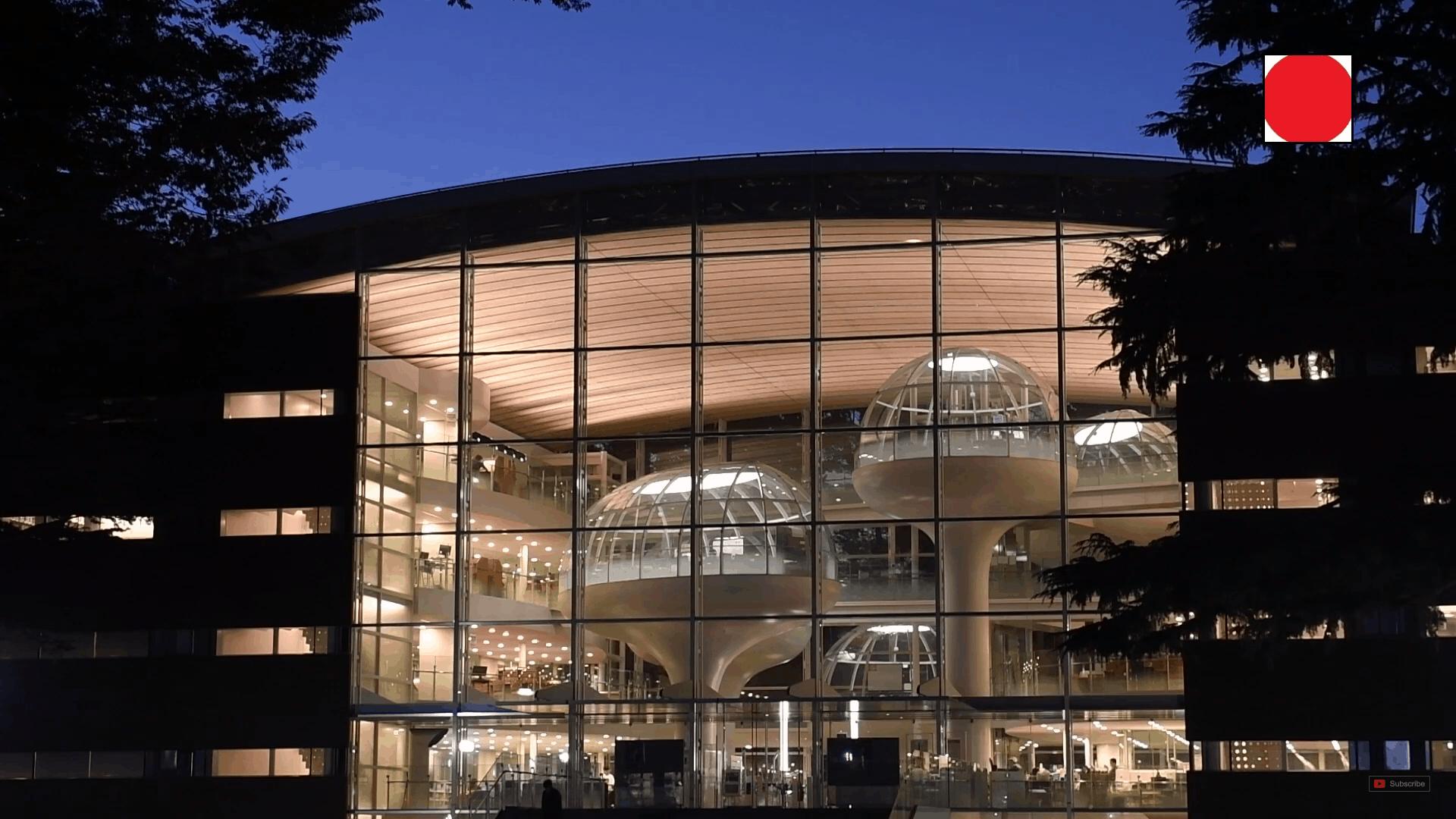 Seikei University Library | Tokyo ห้องสมุด สุดเก๋ใน ญี่ปุ่น