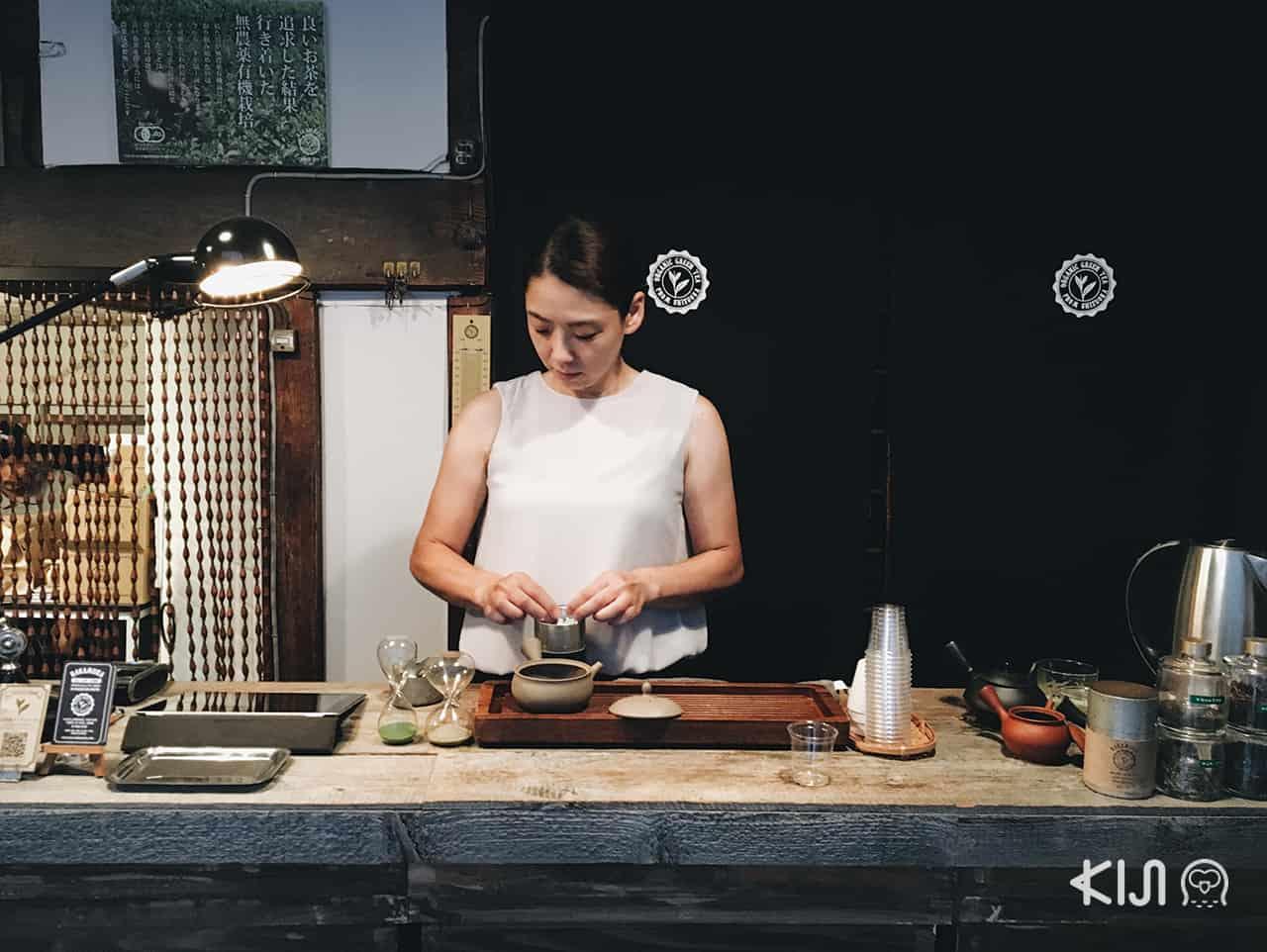 Nakamura Tea Life Store in Tokyo
