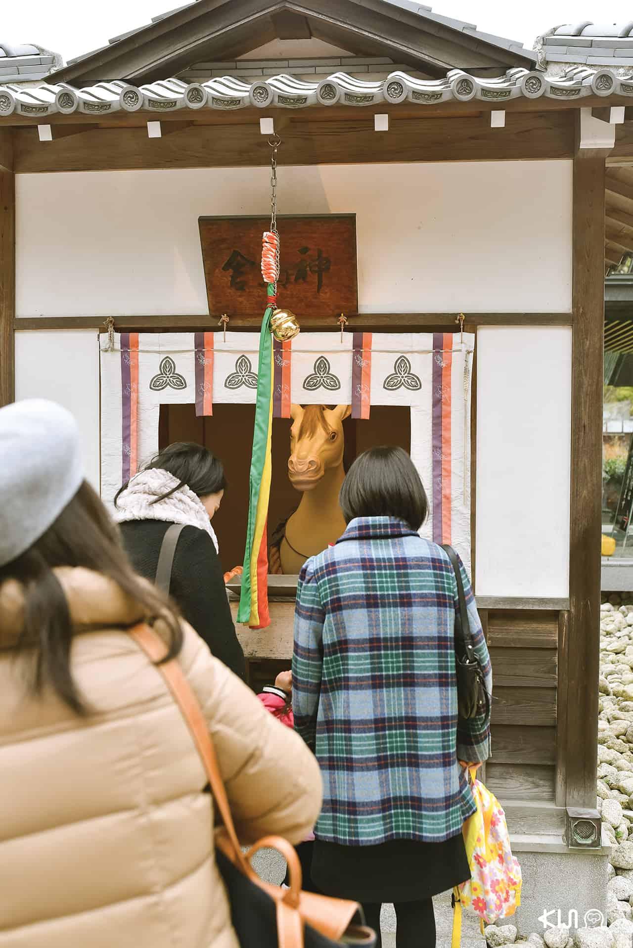 เที่ยวโกเบ : ศาลเจ้านิชิโนมิยะ (Nishinomiya Shrine)