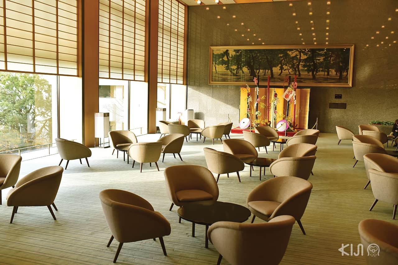 Hotel Okura Kobe at East Kobe มีห้องอาหารที่กว้างขวาง