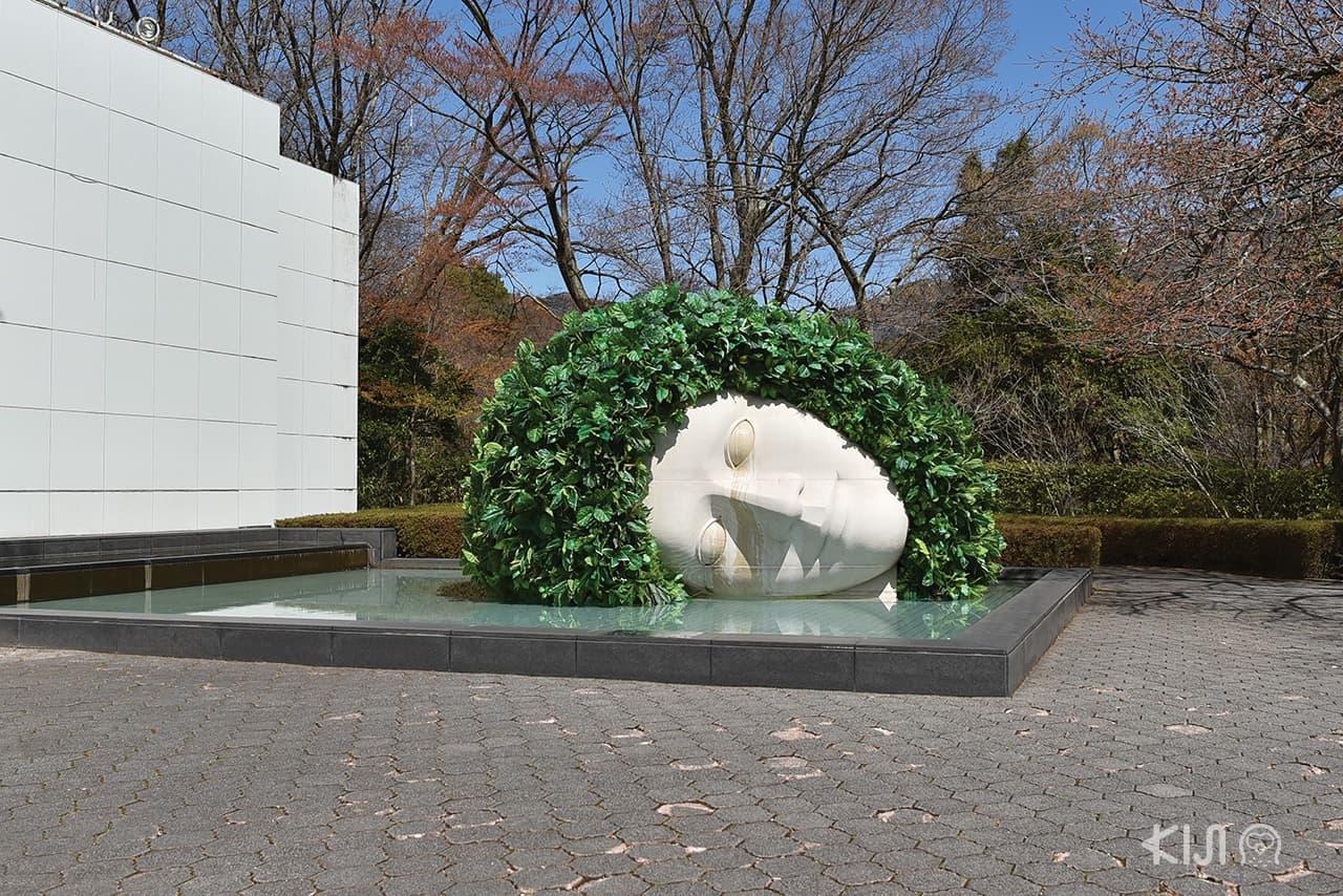 traveling to HAKONE AND KAMAKURA: The Hakone Open-Air Museum
