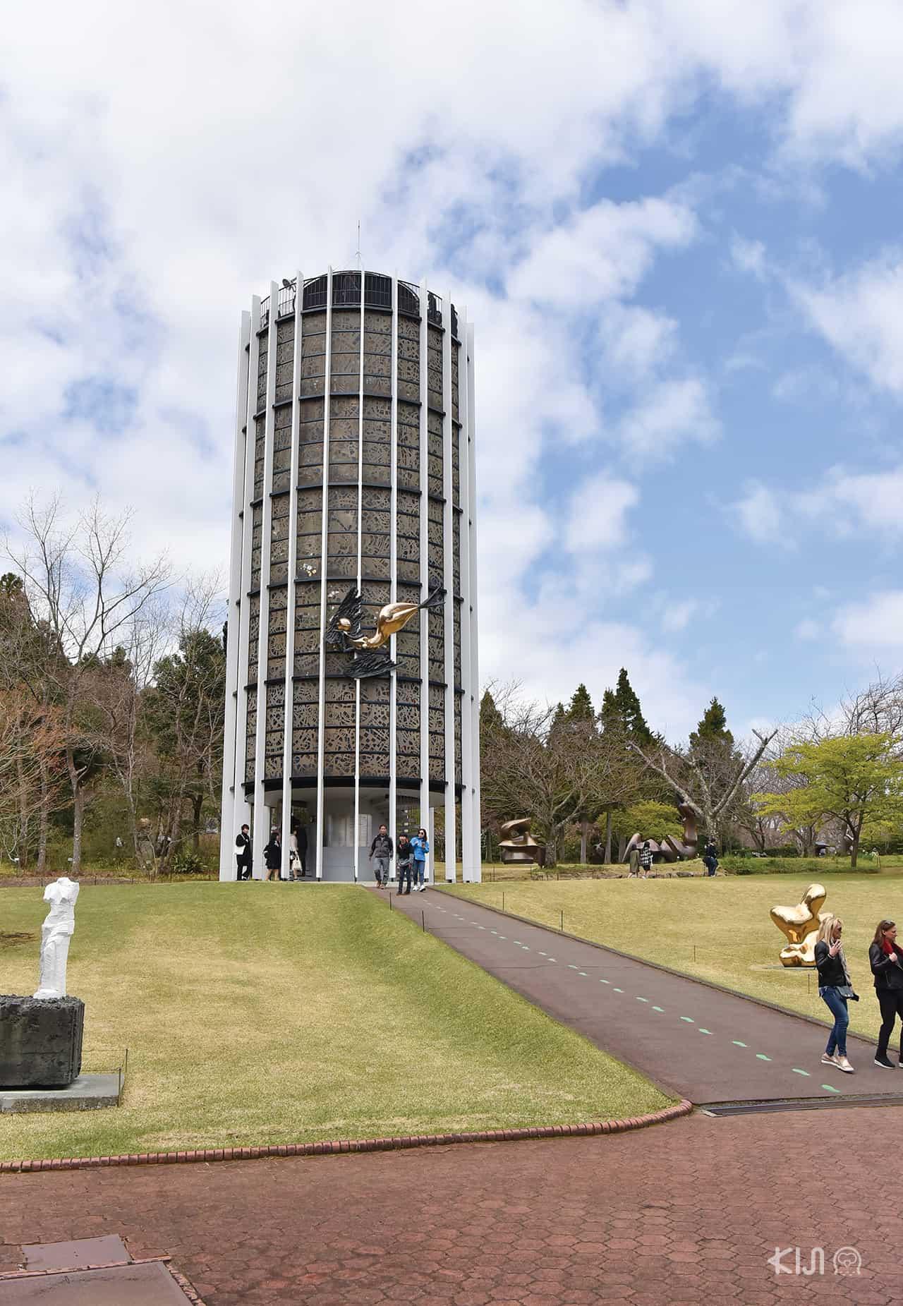 traveling to HAKONE AND KAMAKURA: Hakone Museum of the Day