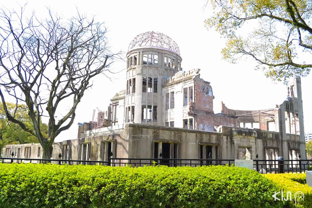 โดมปรมาณูหรือ Atomic Bomb Dome