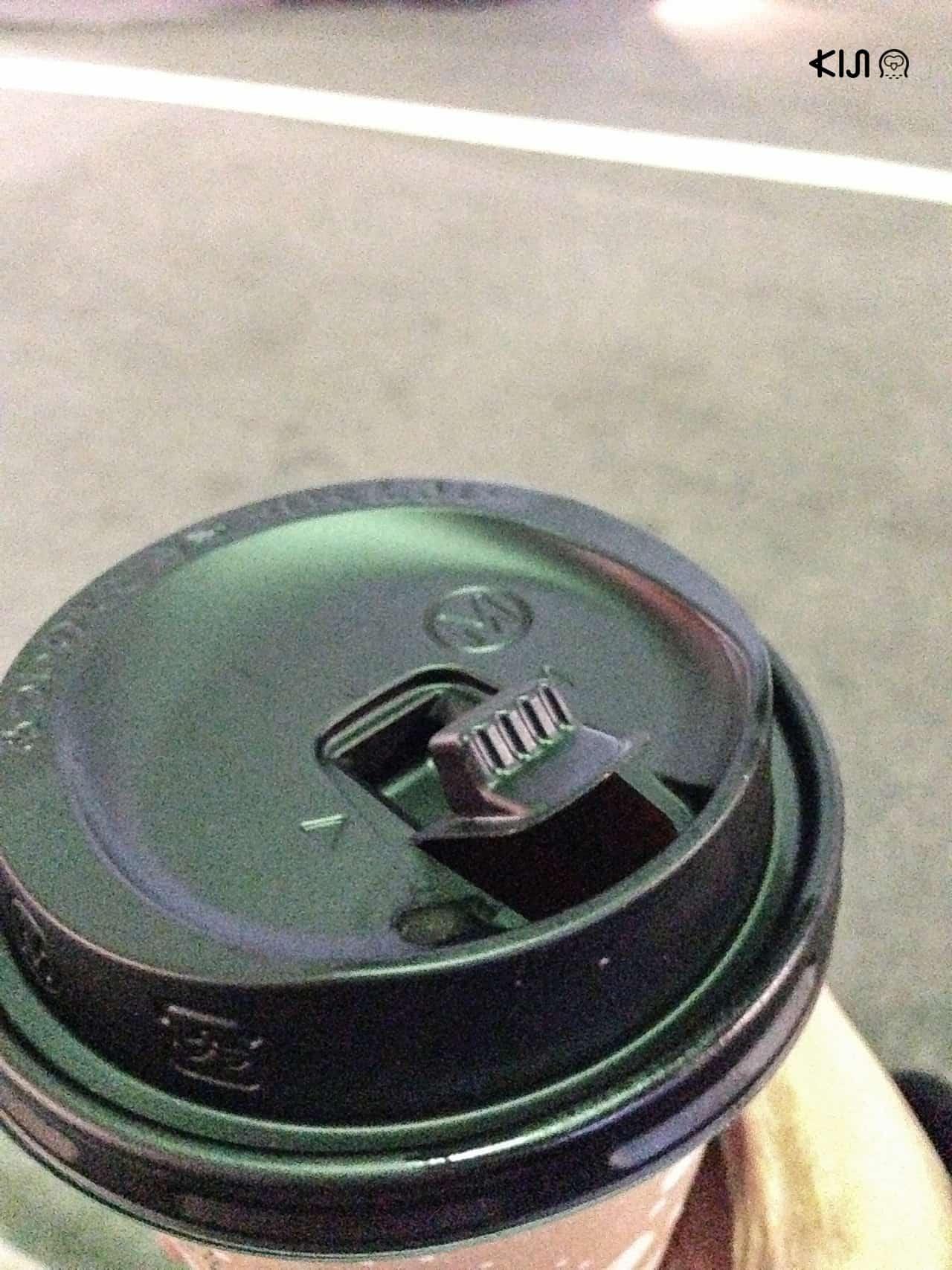 แพ็กเกจจิ้งญี่ปุ่น ฝาปิดถ้วยกาแฟร้อน
