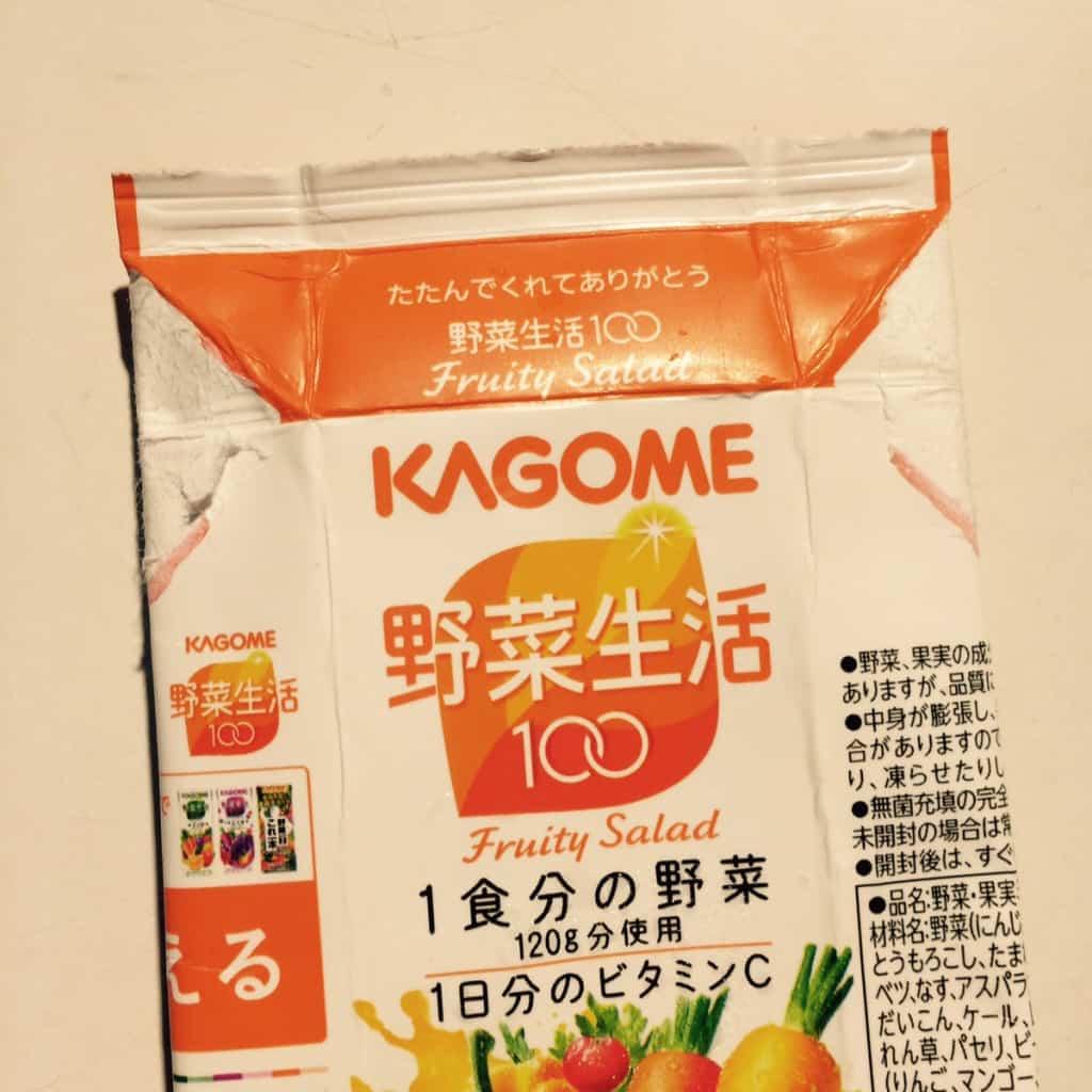 กล่องนำผลไม้ที่ญี่ปุ่น