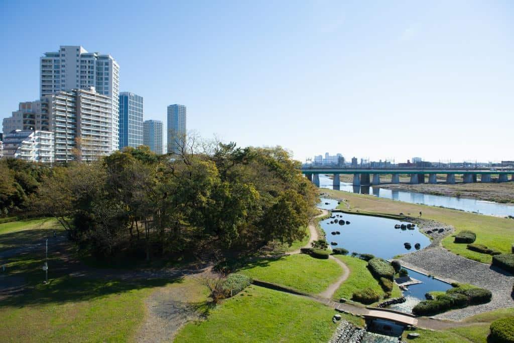 Futako Tamagawa - Hyogojima Park