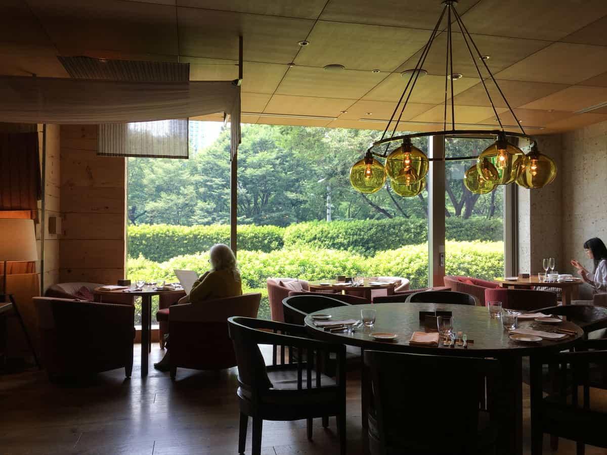 Hyatt Regency Tokyo Caffè (ハイアットリージェンシー東京 カフェ)
