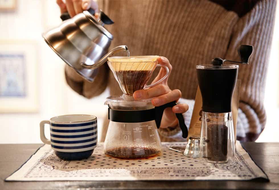 Drip coffee Good People & Good Coffee, Ikejiri Ohashi