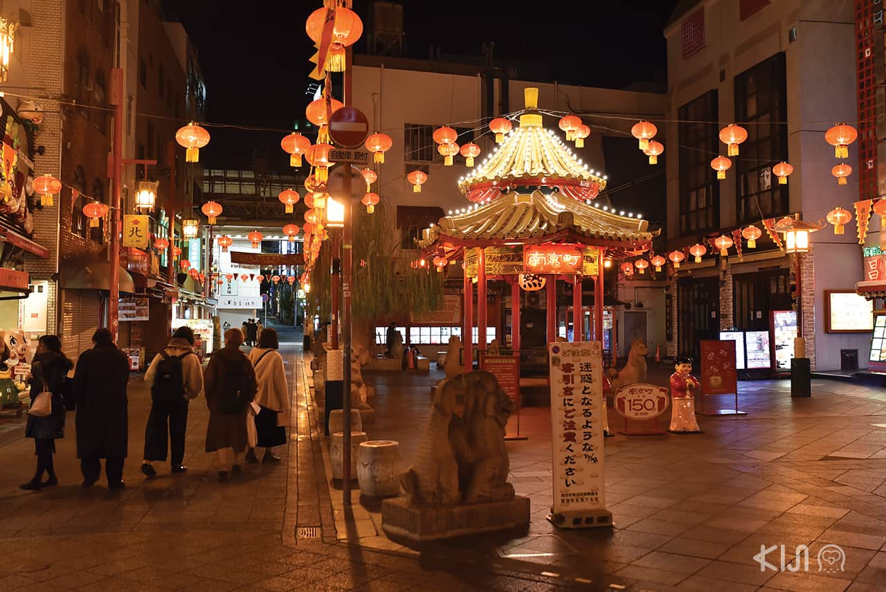 Nankinmachi (Kobe ChinaTown) , West Kobe