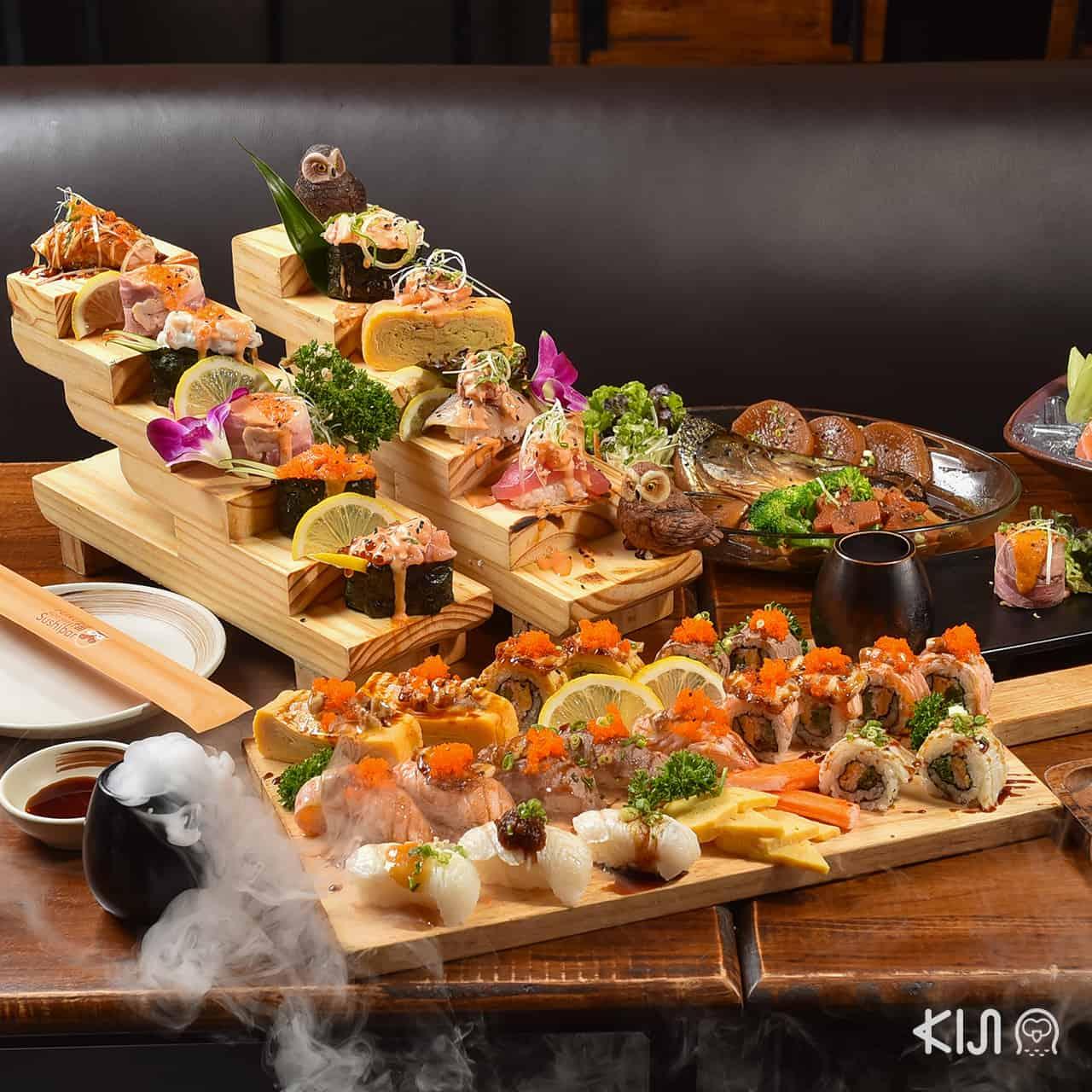 Achita Sushi Bar by FUKU