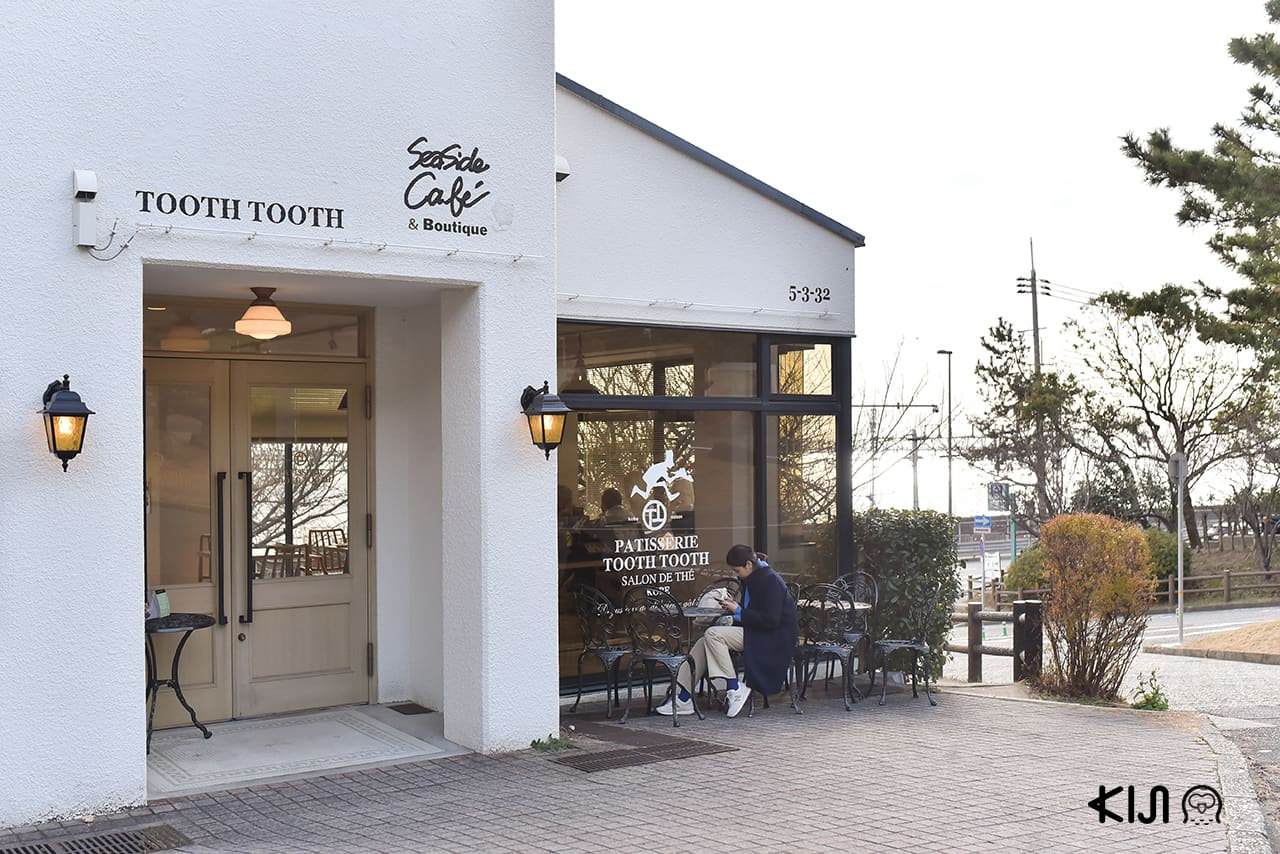 Patisserie Tooth Tooth Seaside Cafe, Hyogo, West kobe