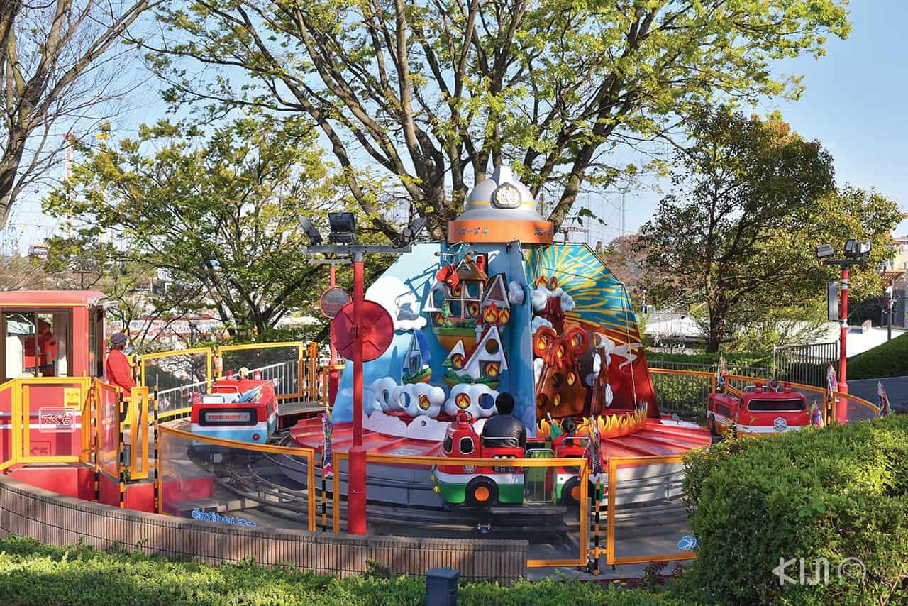 Kids Area in Yomiuriland