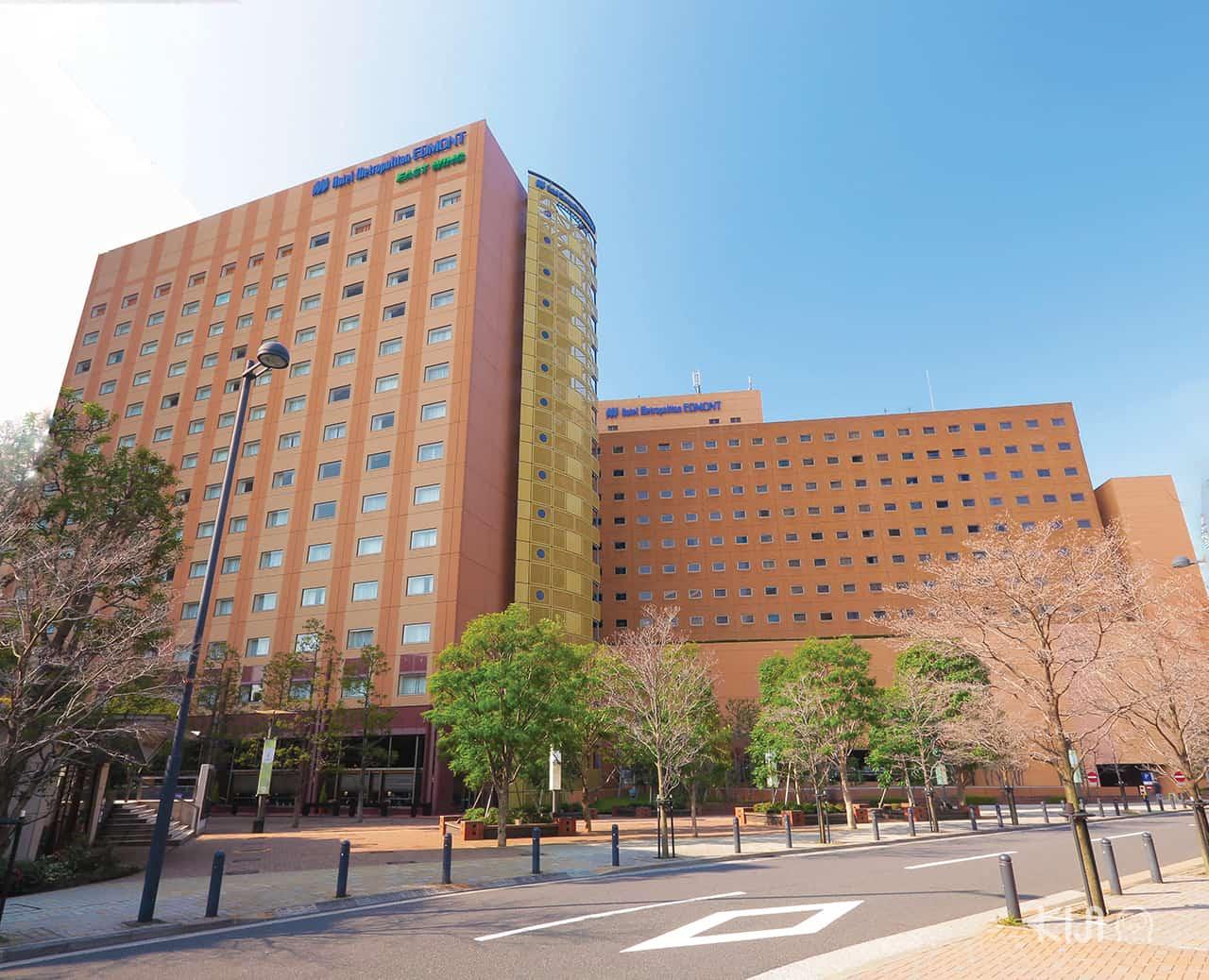 Hotel Metropolitan EdmontTokyo