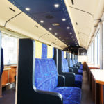 High Rail Interior (Pair Window Facing)
