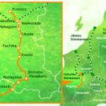 Map – High Rail 1375