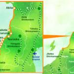Map – Kirakira Uetsu