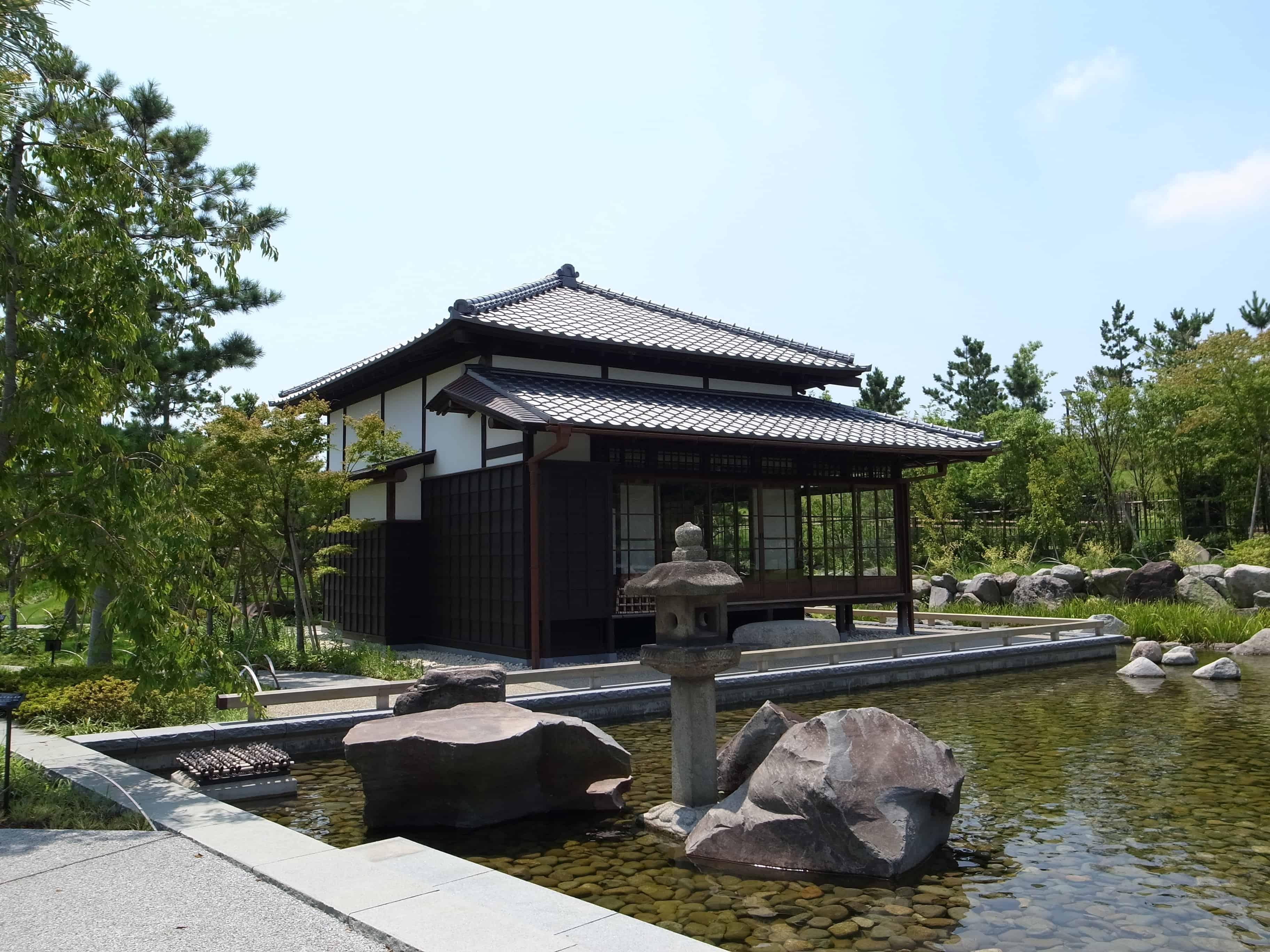 Futako Tamagawa - Kishin-en Garden