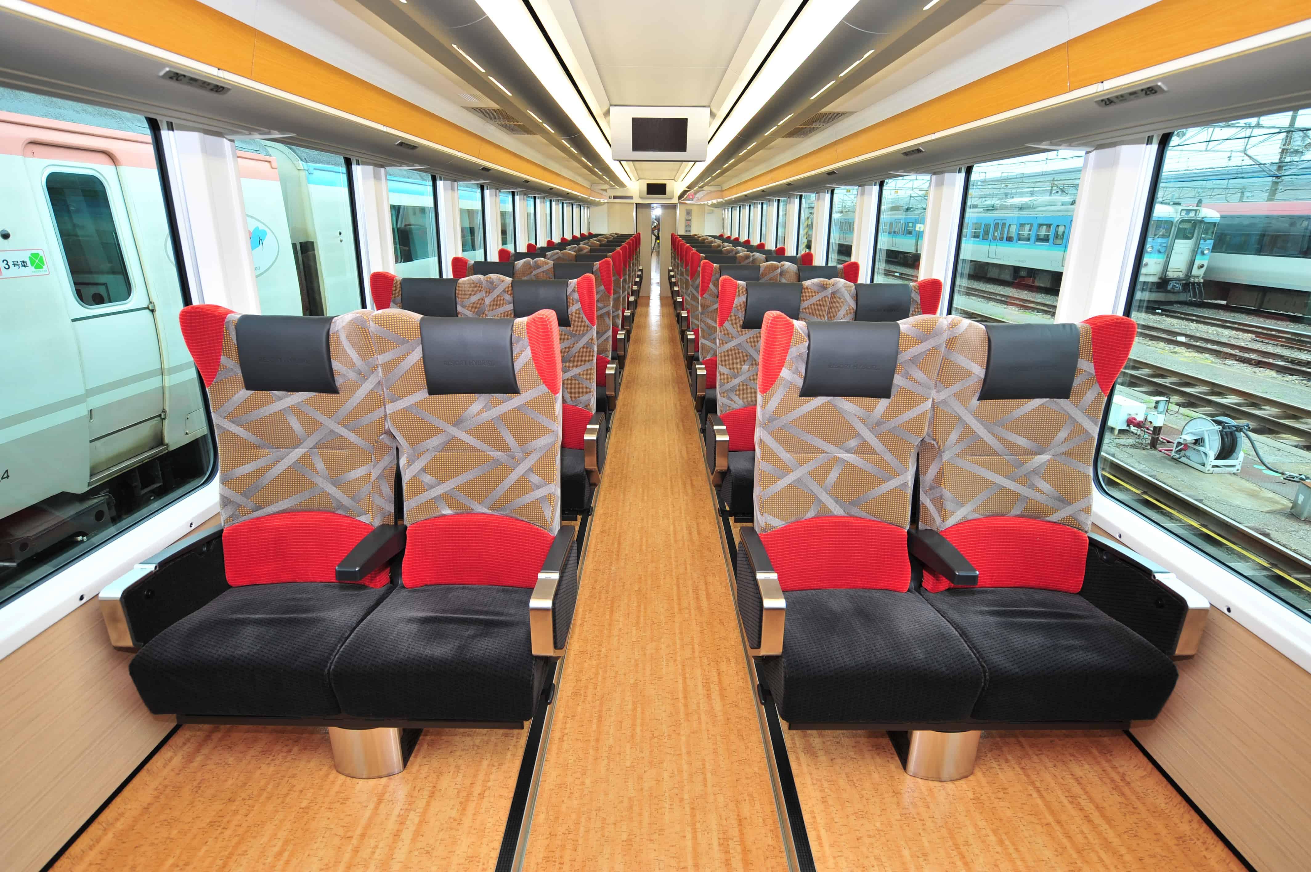 Joyful Train Resort View Furusato Interior 1