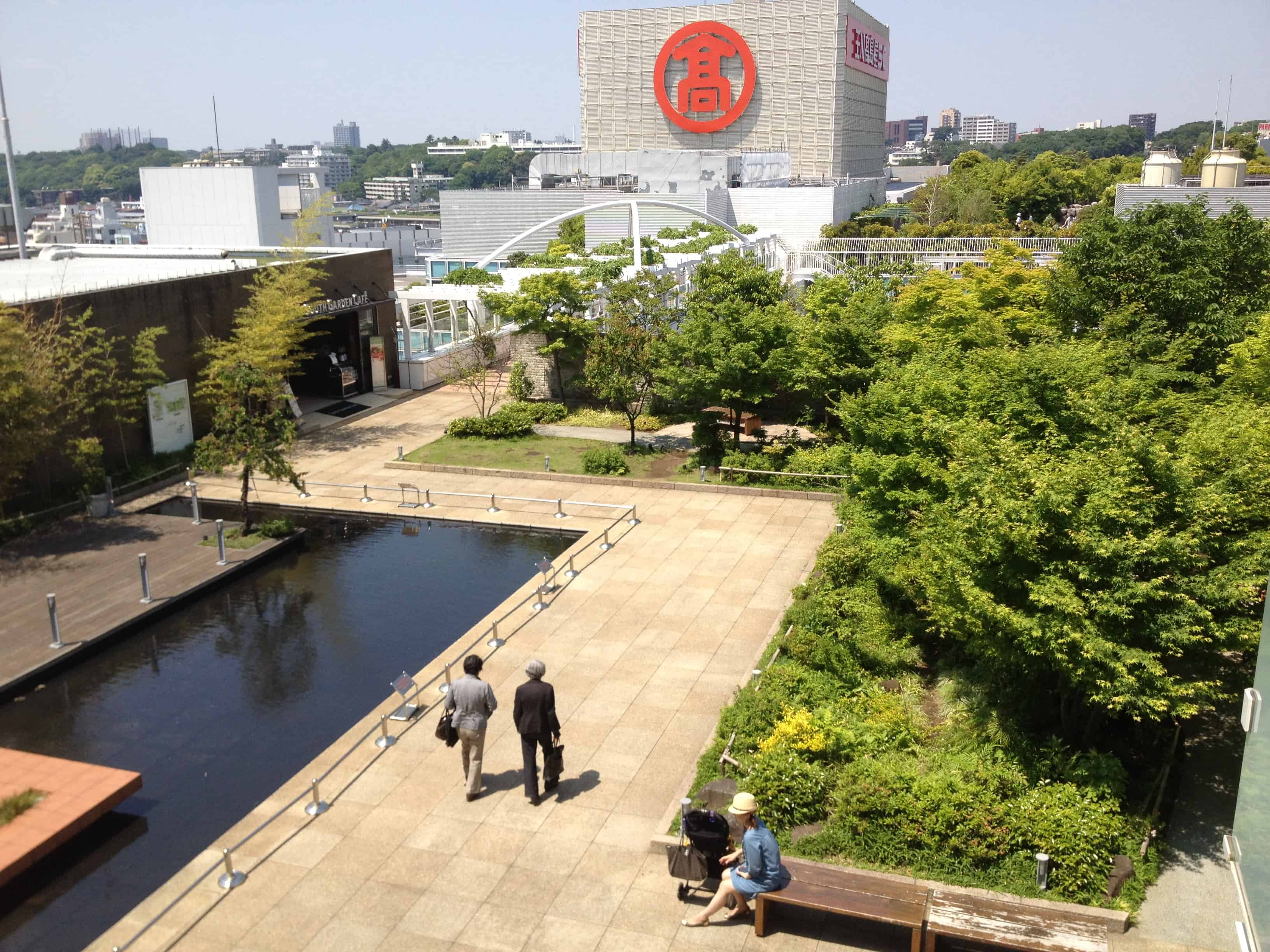Takashimayain Futako Tamagawa