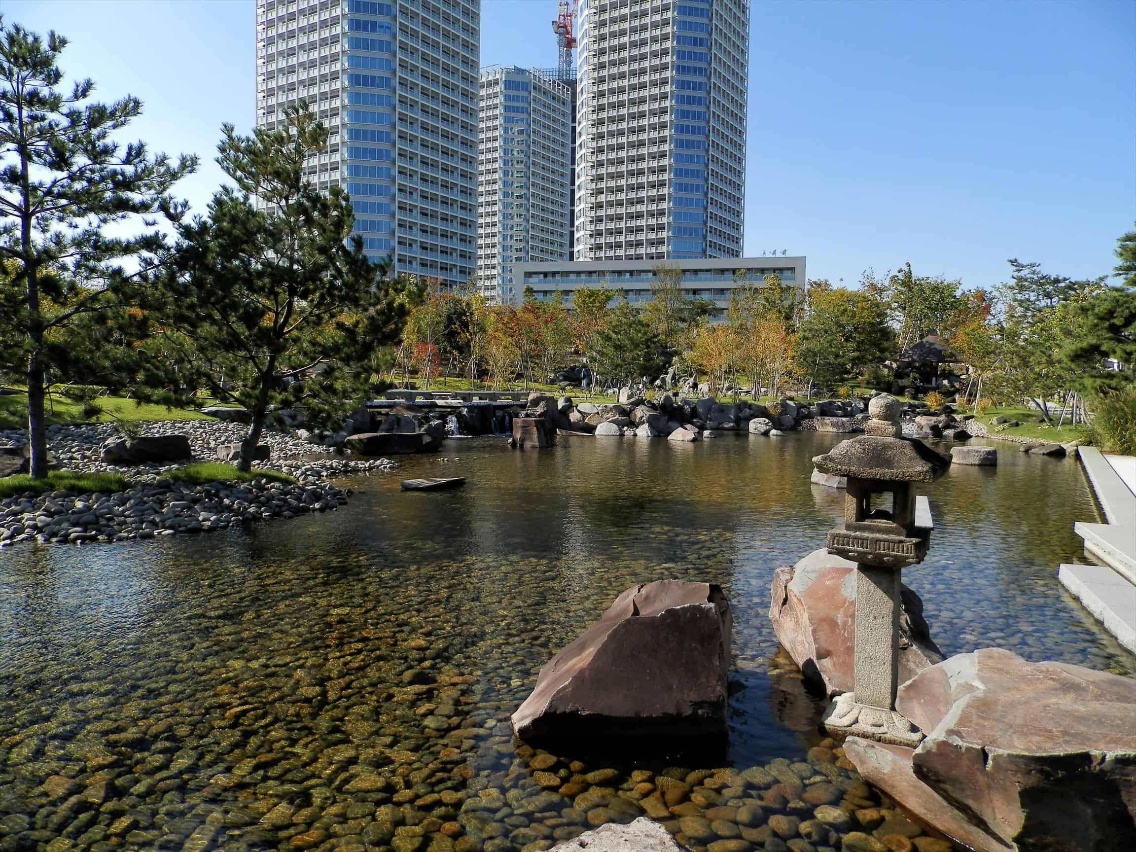 Futako Tamagawa - Futakotamagawa Park