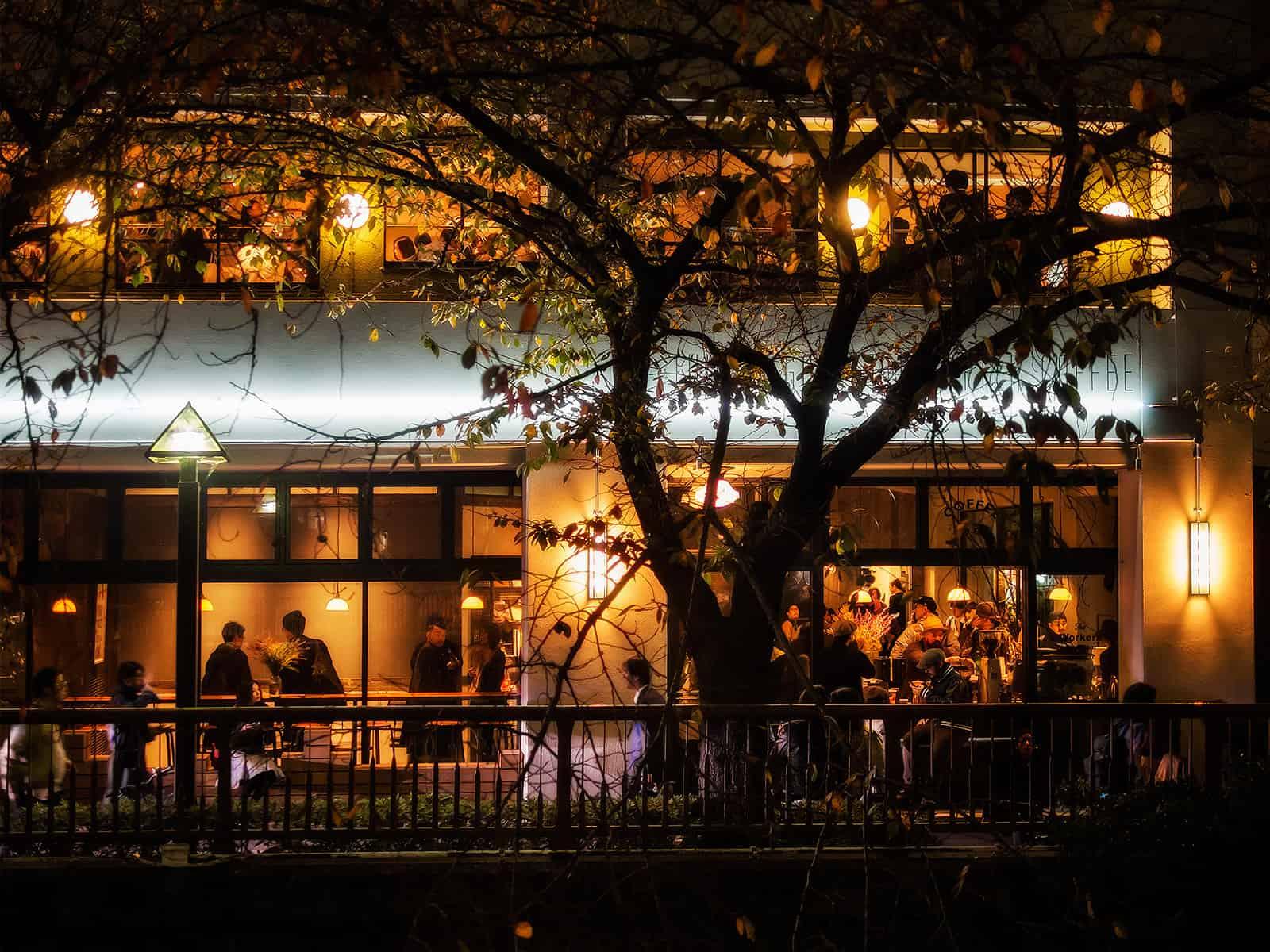 The Worker Coffee & Bar, Ikejiri Ohashi