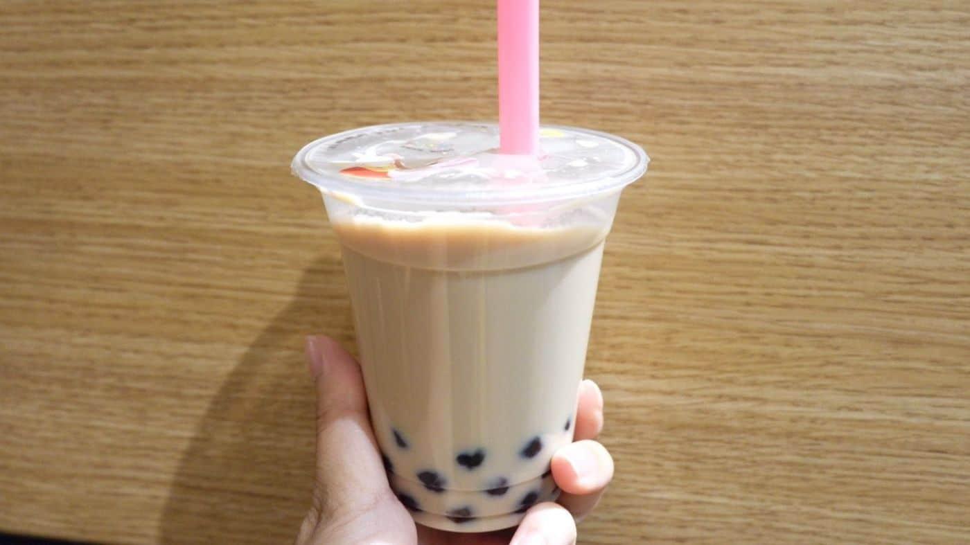 ชานมไข่มุก โอซาก้า - Asian Sobo