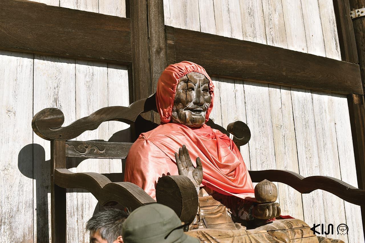 Todaiji Temple in Nara