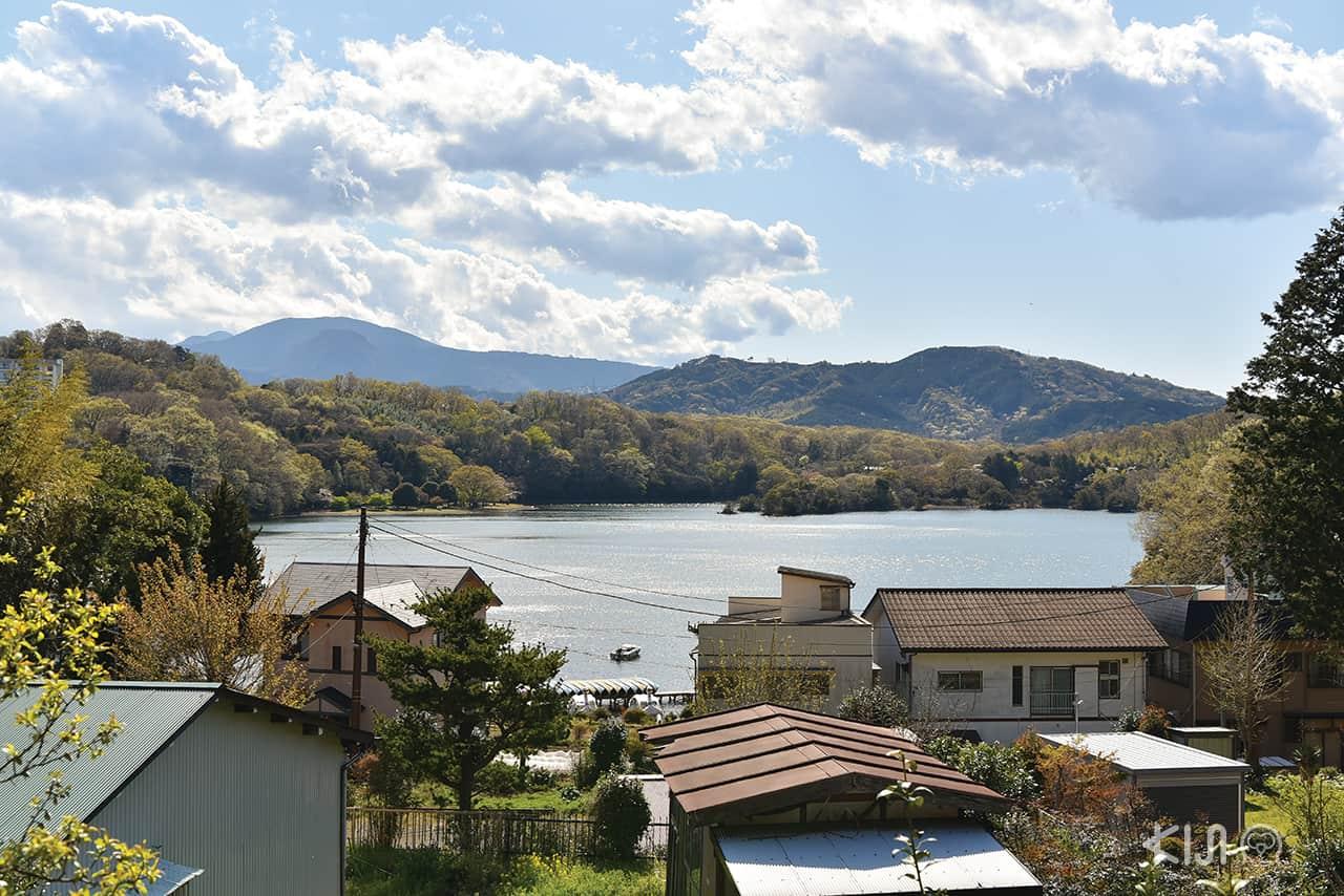 เมืองอิโต (Ito) จ.ชิซูโอกะ (SHIZUOKA) - Lake Ippeki