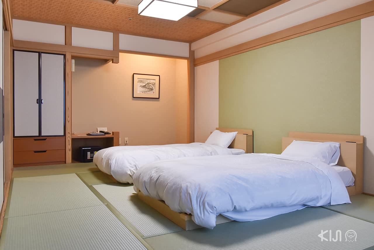 ห้องพักของ Ito Kowakien - เมืองอิโต (Ito) จ.ชิซูโอกะ (SHIZUOKA)