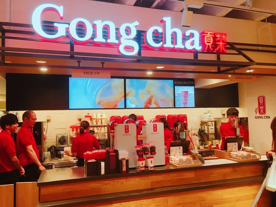 Gong Cha ゴンチャ Osaka