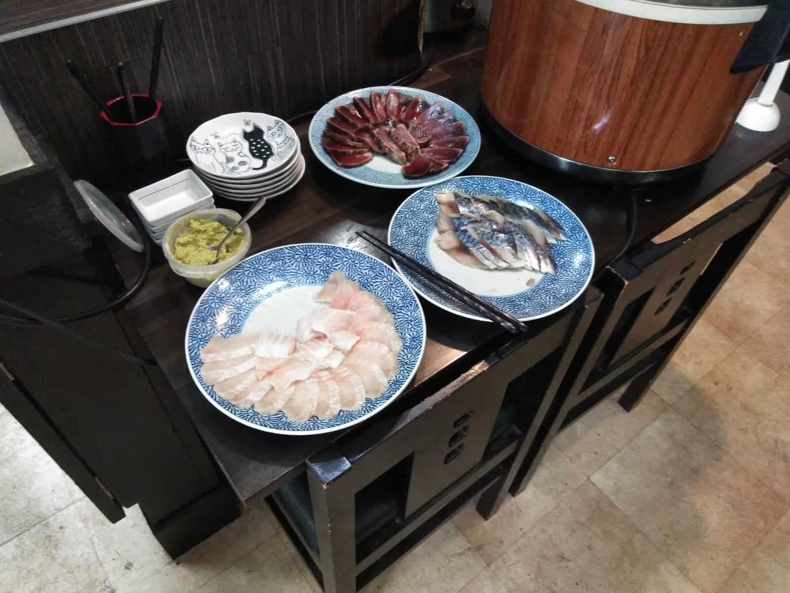 Gyoshoya Nishiwaseda-ten : 魚匠屋 西早稲田店