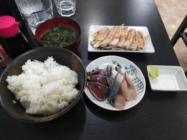 Gyoshoya Nishiwaseda-ten : 魚匠屋 西早稲田店 Tokyo