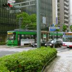Hiroshima Tram3_Chugoku Region_Japan