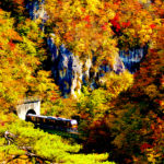 JR East – Resort Minori Exterior 1 (Autumn)