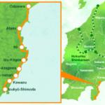 Map – Izu Craile