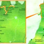 Map – Resort Shirakami