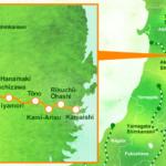 Map – SL Ginga