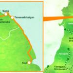 Map – Tohoku Emotion