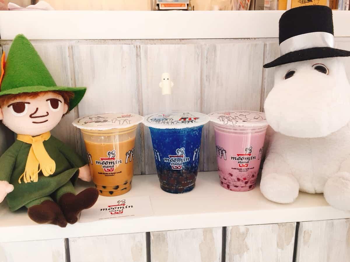 Moomin Stand ムーミンスタンド Osaka