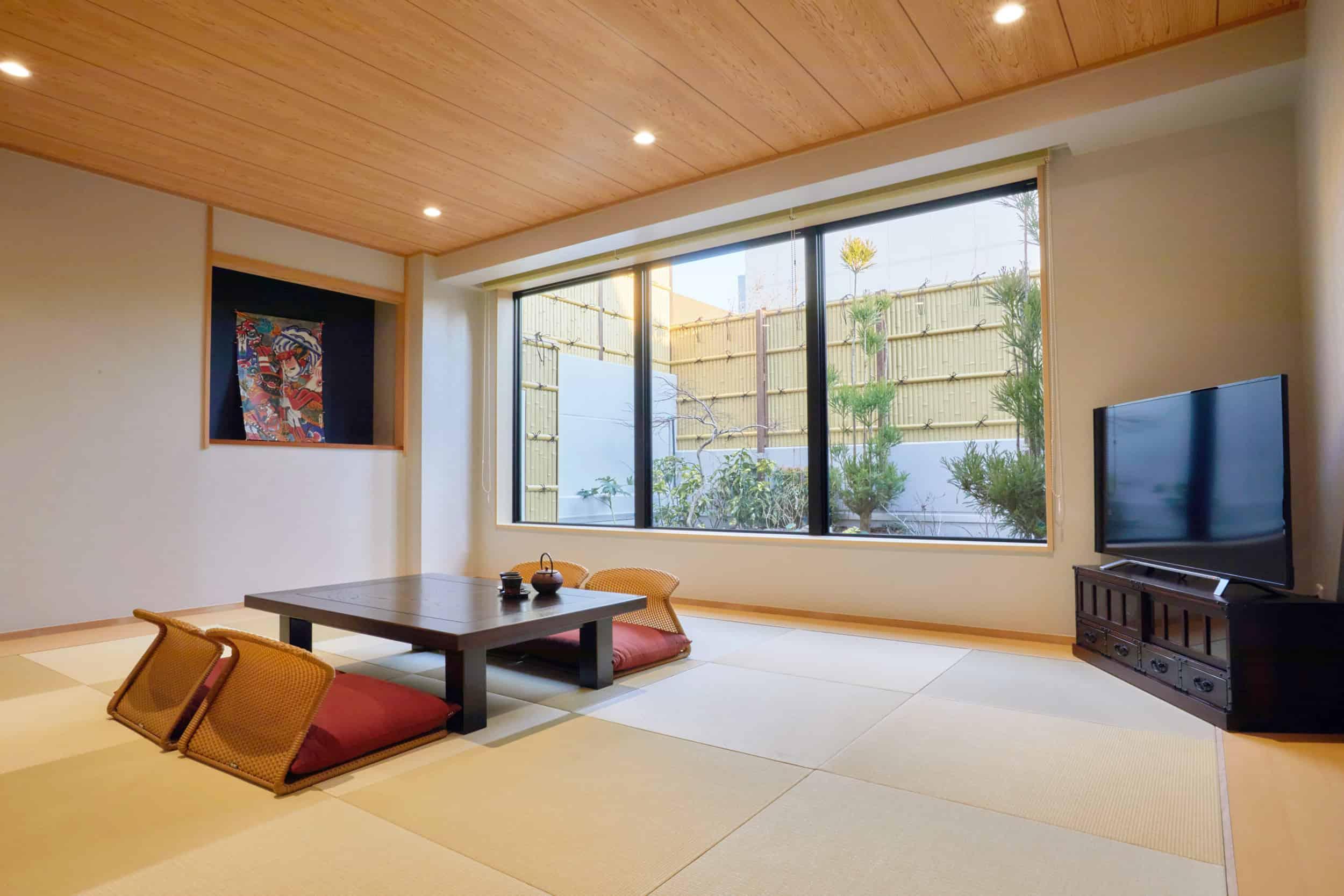 ห้องพักส่วนตัวของโซระนิวะ ออนเซ็น