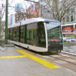 Sapporo Tram1_Hokkaido_Japan