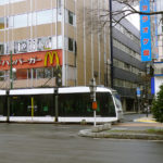 Sapporo Tram2_Hokkaido_Japan