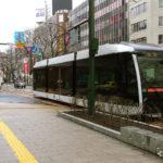 Sapporo Tram6_Hokkaido_Japan