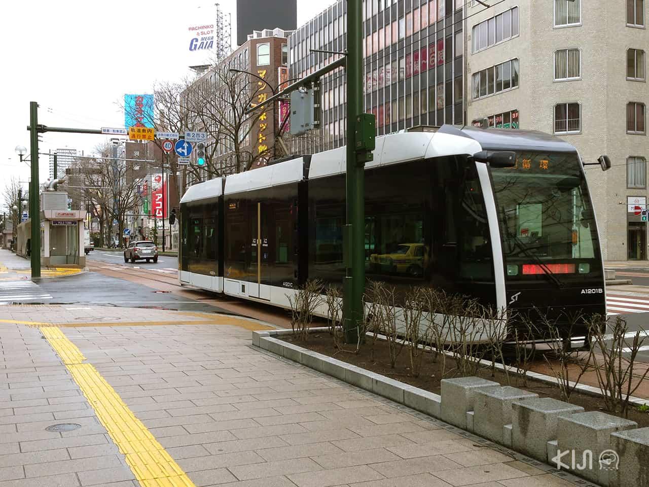 รถราง สุดคลาสสิกที่ 5 เมืองท่องเที่ยวยอดนิยมใน ญี่ปุ่น