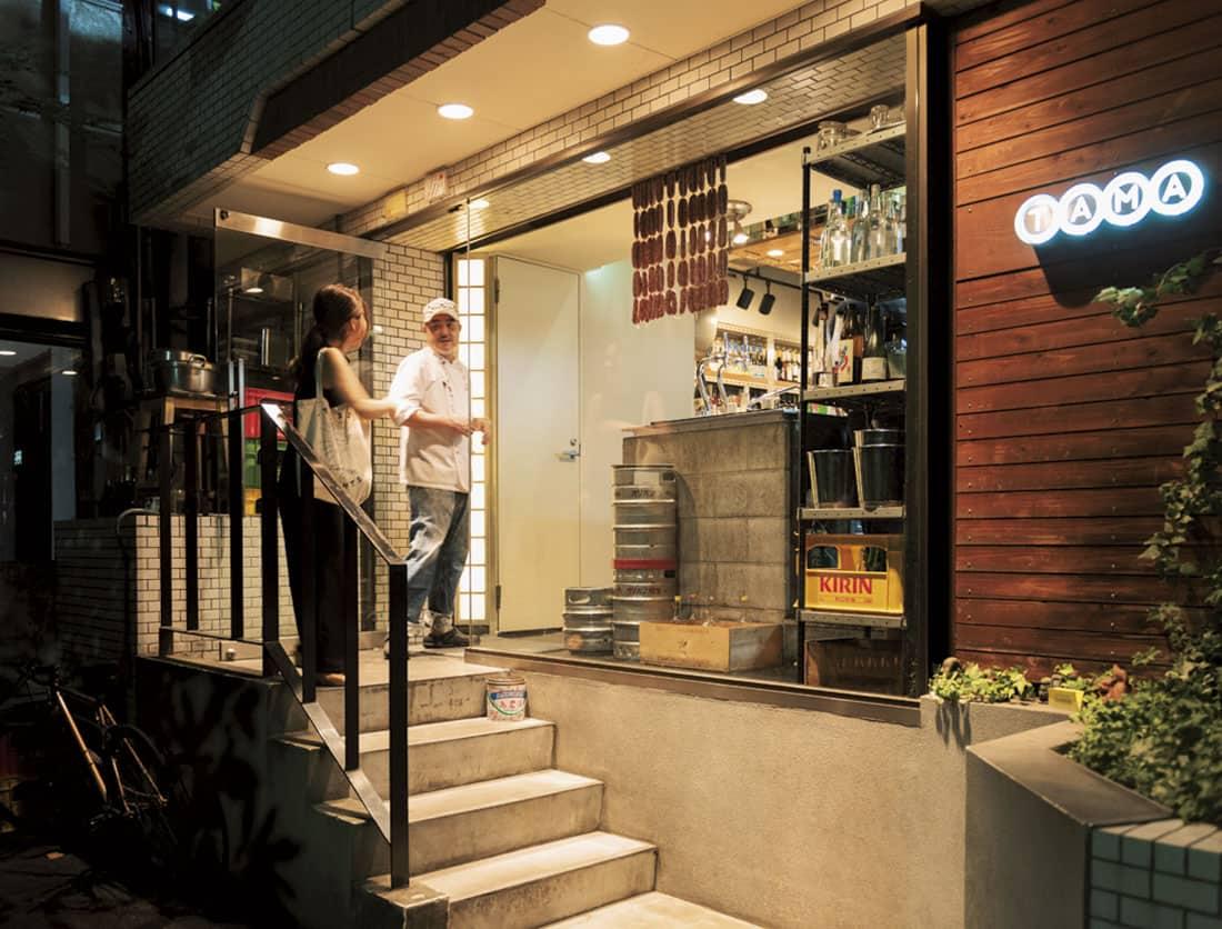 ร้านอาหาร มิชลิน สตาร์ ราคาถูก ที่ โตเกียว - Ryukyu Chinese Dining TAMA 琉球チャイニーズ TAMA , SHIBUYA